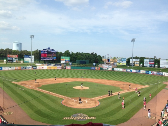 An SAL Favorite- Lakewood's FirstEnergy Park